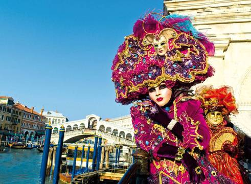Dates Schedule Venice Carnival 2019 Flight Of The Angel