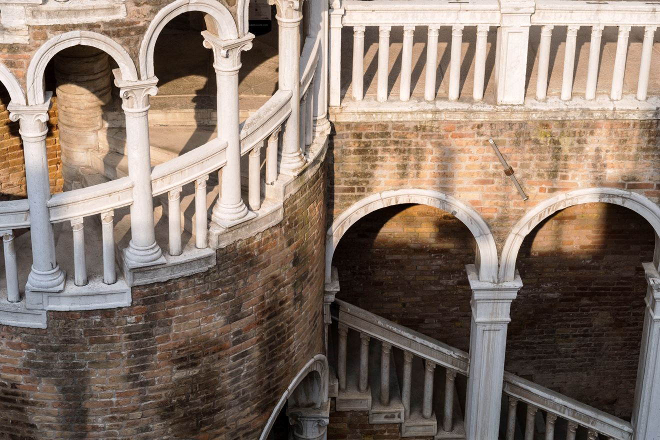 Citi Card Online Payment >> Bovolo Spiral Staircase Venice Italy | Entrance Tickets