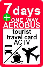 Actv Travel Card Airport
