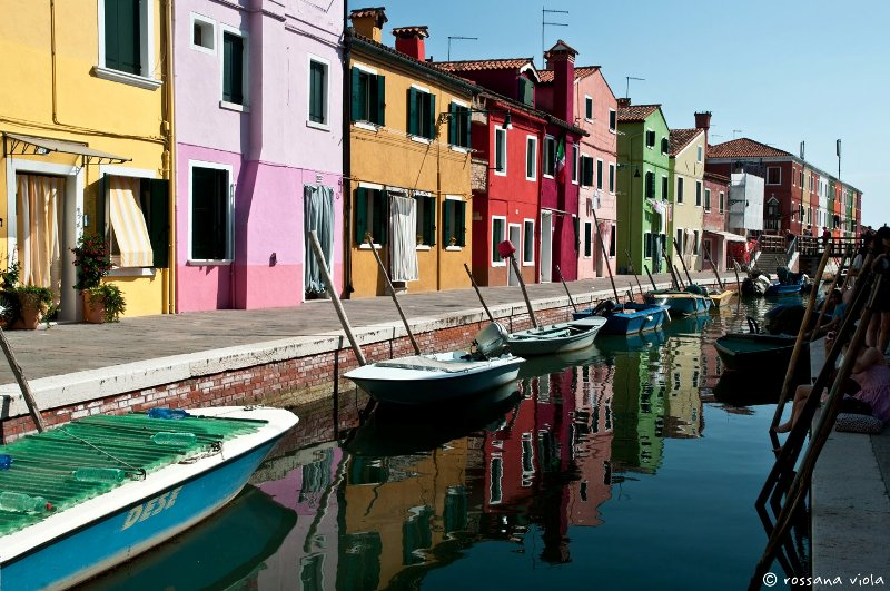 The Outlying Islands in Venice's Northern Lagoon-Murano, Burano ...