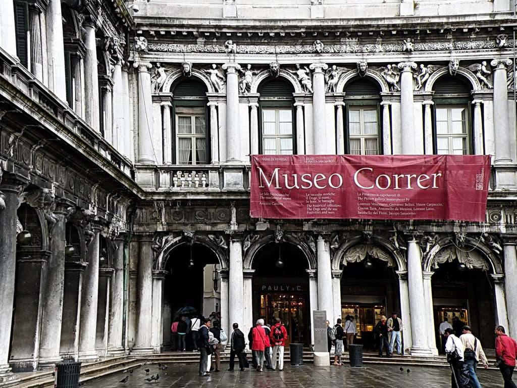 Museo Correr Venice Italy Museum Correr Tickets