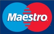 Venetoinside accepts maestro card payments